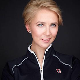 Анастасия Жбанова